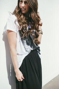 Long Brown Hair
