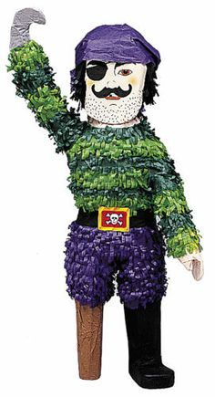 Pinata Pirate M6692 Party Supplies Decoration Birthday Favors Favours Boys   eBay