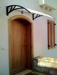 PC1200 Series Door Canopy