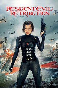 Resident Evil Retribution: