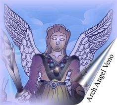 Arch Angel Veno from Lumanite X Novel... repesents Lucifer in the Bible!