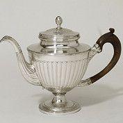 Teapot by Matthew Boulton, ca. 1779