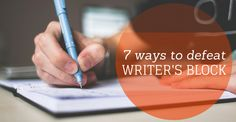 Writivity - Create Your Content and Beat Writers Block: Top 7 Tips - Prose & Poetry Hood