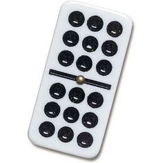 Tournament Size, Black Dots, Spinners $24.96