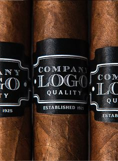 Custom cigar bands are a great unique way to promote your business!