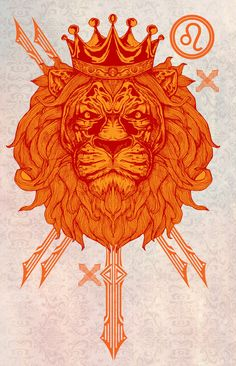 AstroSpirit / Leo ♌ / Fire / Lion