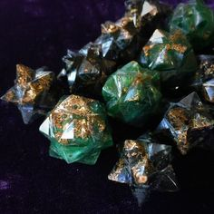 Use Orgone Merkabas in meditation to ascend to a higher level of release and awareness.
