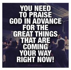 Thank You Father God! To God be all Glory and Praise! Thank You Jesus!