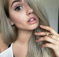 smooth septum piercings - Google Search