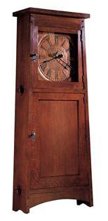 Stickley FurnitureThe Asheville ClockGrove Park Inn replica