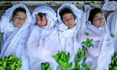 U.S. Backed - Obama Supported FSA Rebels Massacre an Entire Christian Village in Syria