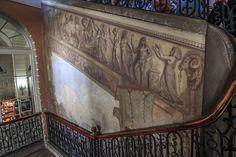 Grand Palais - Intérieur - Pavlovsk - Escalier Principal - Décoré par Vincenzo Brenna en 1789.