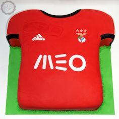 MakeUrCake - Benfica Lissabon Jersey Cake