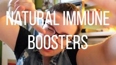 How To Improve The Immune System Naturally