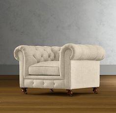 Kensington Upholstered Chair - $2655