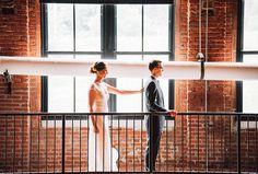 Real Destination Wedding // Pittsburgh, PA // Photos: Veronica Varos Photography
