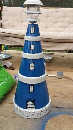 Kentucky Wildcat Blue Lighthouse