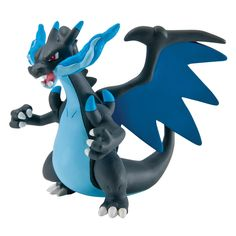 "Pokemon 1-Pack Mega Figure - Charizard X - TOMY - Toys ""R"" Us"