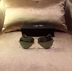 Love RayBan Aviators...a must have
