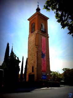 Torre de Santa María, Alcalá de Henares. Madrid.