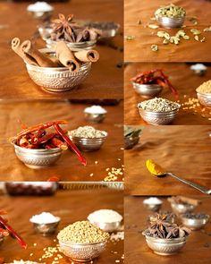 Spices in my kitchen