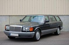 1990 Mercedes Benz 560 SEL Estate