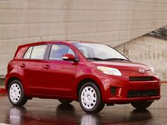 Scion, from Toyota Motor Sales, U., revealed the all-new 2008 xD five-door subcompact at a press conference at the 2007 Chicago Auto Show. Scion Cars, Scion Xd, Toyota Echo, Chicago Auto Show, Toyota Dealers, Hatchback Cars, Toyota Cars, Daihatsu, Car Images