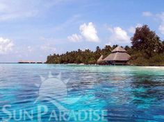 Adaaran Club Rannalhi #Resort #Maldives #hideaway Tropical# #paradise  sales@sunparadisemaldives.com