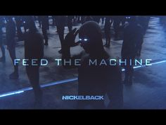 Nickelback - Feed The Machine [Lyric Video] - YouTube
