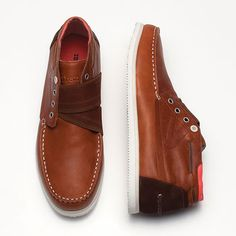 Tretorn - - Shoes - Smögen Mid Leather