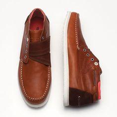 Tretorn - - Shoes - Smögen Mid Leather