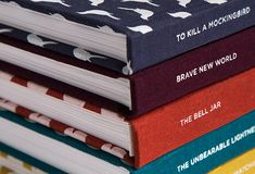Modern Classics—Book Covers on MICA Portfolios Penguin Classics, Brave New World, The Bell Jar, Classic Books, Book Publishing, Modern Classic, Book Covers, Behance, Colours