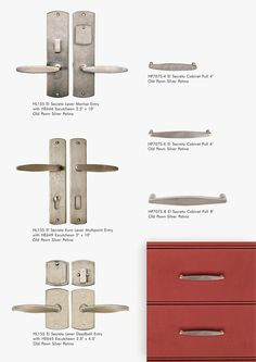 Hardware Renaissance is available at Hermitage Lighting Gallery.