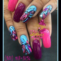 Lillian's Nails - New Carrollton, MD, United States