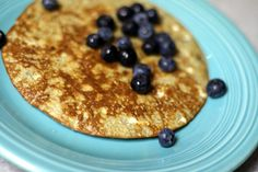 High Protein Flour-Free Breakfast Pancake