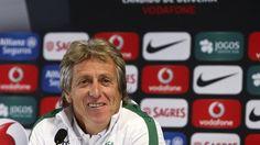 EXCLUSIVO: Os SMS que Jesus mandou aos jogadores do Benfica antes do dérbi