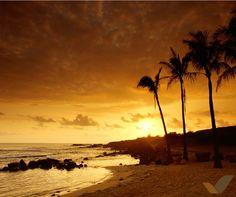 Un hermoso atardecer en alguna playa paradisiaca, ¿No querés vivir unas tardes así junto a tus seres queridos?