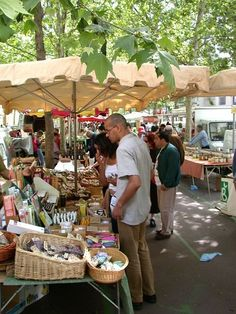 10 Insider Rules for Navigating a French Farmers Market — The...