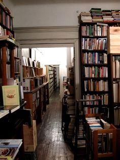 The Book Trader, 2nd Street, Philadelphia, PA.