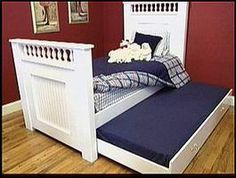 1000 Images About Trundle Beds On Pinterest Trundle