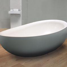 badewanne aus corian von hasenkopf industrie manufaktur | bäder, Hause ideen