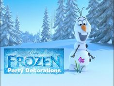 Luv the games, hairclips, and gloves ideas.  45 Disney Frozen party ideas | BabyCentre Blog