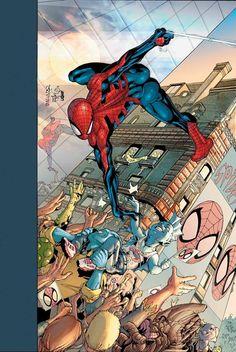Spider-Man by Salvador Larroca