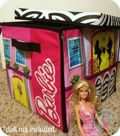 Storage Bin For Barbie Dolls I Cannot Count How Many My S Have