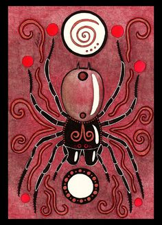 moonvoice | Entries tagged with art - aaod funnel web spider