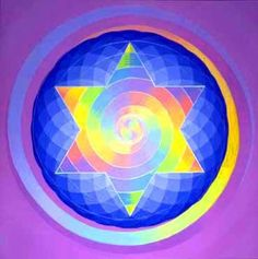mandala-magen-protección-total-unificada_La creación juega transformándose de una forma a otra intercambiando el masculino icosaedro, el femenino dodecaedro y también pasando por los otros sólidos platónicos.