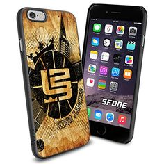 """LeBron James All Star NBA iPhone 6 4.7"""" Case Cover Protector for iPhone 6 TPU Rubber Case SHUMMA http://www.amazon.com/dp/B00WJCYC4W/ref=cm_sw_r_pi_dp_Vr12vb014M54C"""