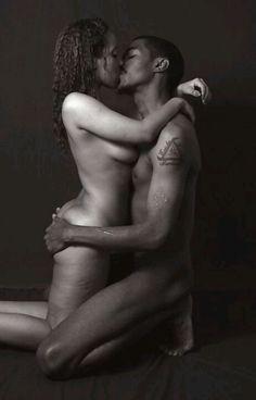 Black couple hot sex