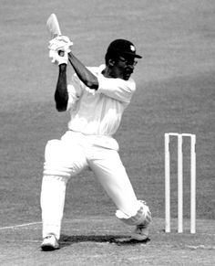 Clive Lloyd. West Indian Cricketer & Captain.