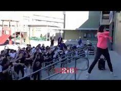 IGNITE 2x8 (3) Edison Elementary School, Glendale CA. Practicing opening steps.